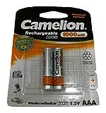 Camelion 17010203 Akku NI-MH HR03/ Micro/ 1000mAh/...