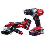 Einhell Maschinen-Set (Werkzeug) TE-TK 18 Li Kit...