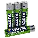 Varta Rechargeable Accu Ready2Use vorgeladener AAA...