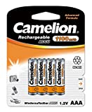 Camelion 17011403 Akku (NiMH, R03, Micro, AAA,...