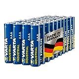 Varta Industrial Batterie AAA Micro Alkaline...