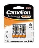 Camelion 17010403 Akku NI-MH HR03/ Micro/ 1000mAh/...