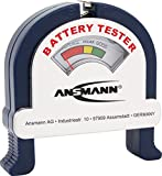 ANSMANN Battery Tester / Zuverlässiges Batterie-...