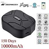 GPS Tracker , 10000MAH GPS Ortung, Wasserdicht...