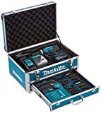 Makita DHP453RFX2 Schlagbohrmaschine (2 Batterien,...
