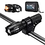 Sainlogic 3x LED Taschenlampe 1000 Zoom CREE