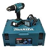 Makita Akku-Schlagbohrschrauber 18 V / 1,5 Ah...