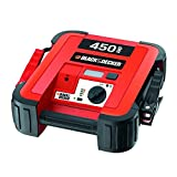Black + Decker BDJS450-QW Sofort-Starthilfe 450A,...