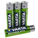 Varta Rechargeable Accu Ready2Use vorgeladener AAA...