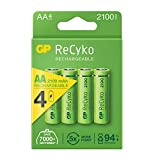 Akku Batterien GP ReCyko NiMH Ready2Use AA Mignon...