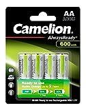 Camelion 17406406 - Always Ready Ni-MH Batterien...