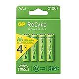 Akku Batterien GP ReCyko NiMH Ready2Use AA Mignon...