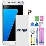 PERFINE 3150mAh Batterie Kompatibel mit Samsung...