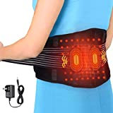 Heizung Massage Gürtel Wärmegürtel Rücken, USB...