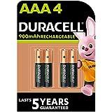 Duracell Rechargeable AAA 900 mAh Micro Akku...