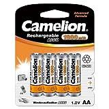 Camelion 17018406 Akku NI-MH HR6/ Mignon/ 1800mAh/...