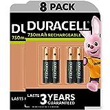 Duracell Rechargeable AAA 750 mAh Micro Akku...