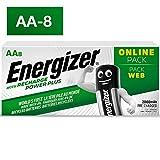 Energizer Wiederaufladbare Batterien AA, Recharge...