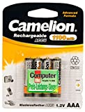 4X Camelion AAA Akkus 1100mAh für Telefon Siemens...