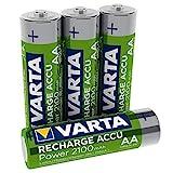 VARTA Rechargeable Akku Ready2Use vorgeladener AA...
