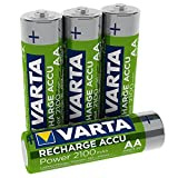 VARTA Rechargeable Akku Ready2Use vorgeladener AA...