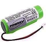 Akku für Sony CMD-C1, 3,7V, Li-Ion